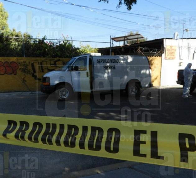 Matan a balazos a taquero en colonia Vista Alegre