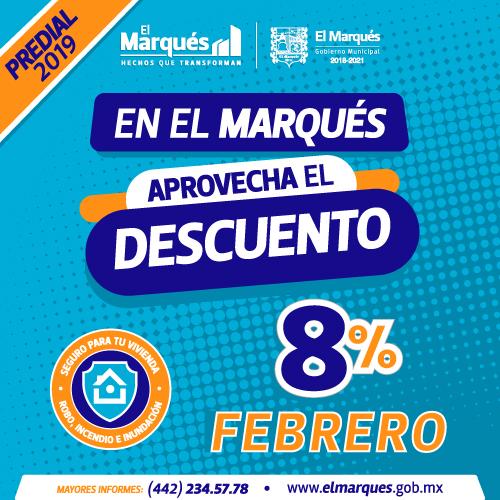 El Marqués Febrero