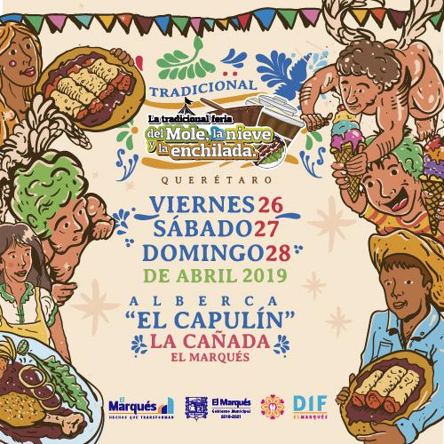 Feria del Mole El Marqués 2019