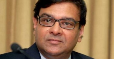 Reserve Bank Governor Urjit Patel Resigned