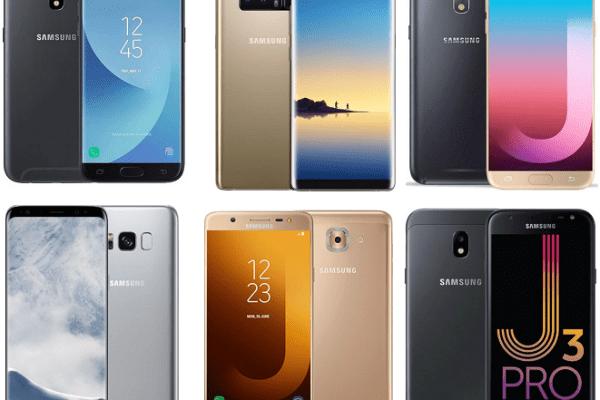 Samsung mobiles price comparison