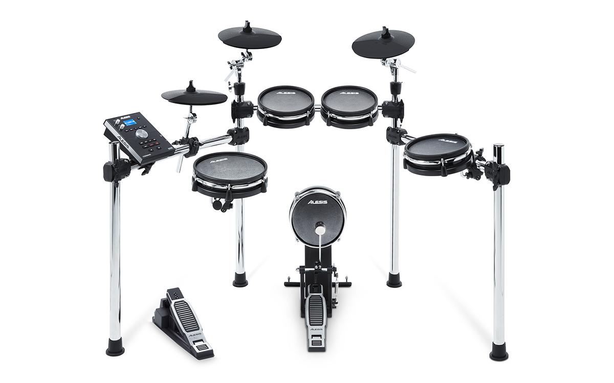 alesis e drum comparison