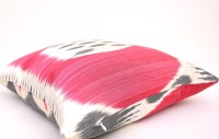 Hot Pink Throw Pillow Cover