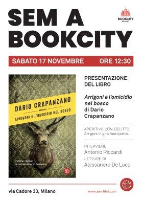Bookcity-SEM D. Crapanzano 17.11 h 12.30