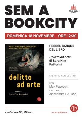 Bookcity-SEM S.K.Fattorini 18.11 h 12.30