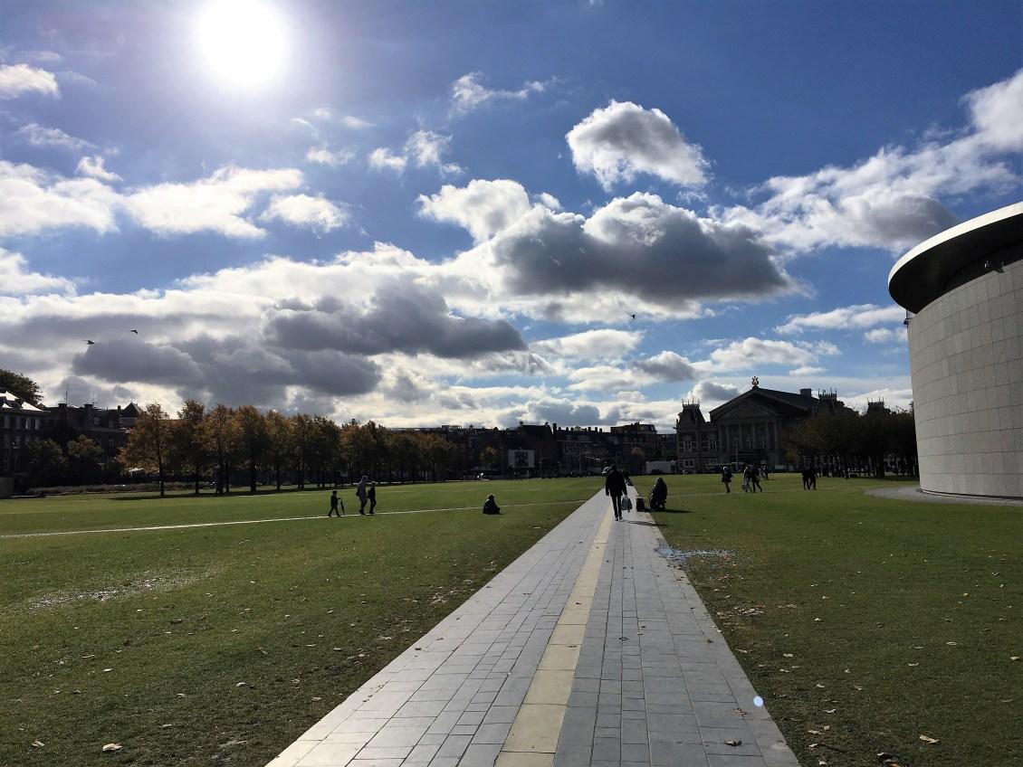 amsterdam-park-museumplein-bike-path