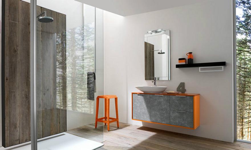 rivenditori mobili da bagno Alba bagni Compab Alba bagni