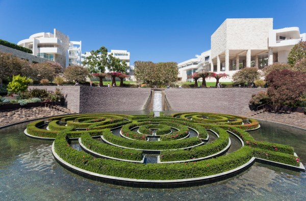 Getty Center In Los Angeles Alessandro Benetton
