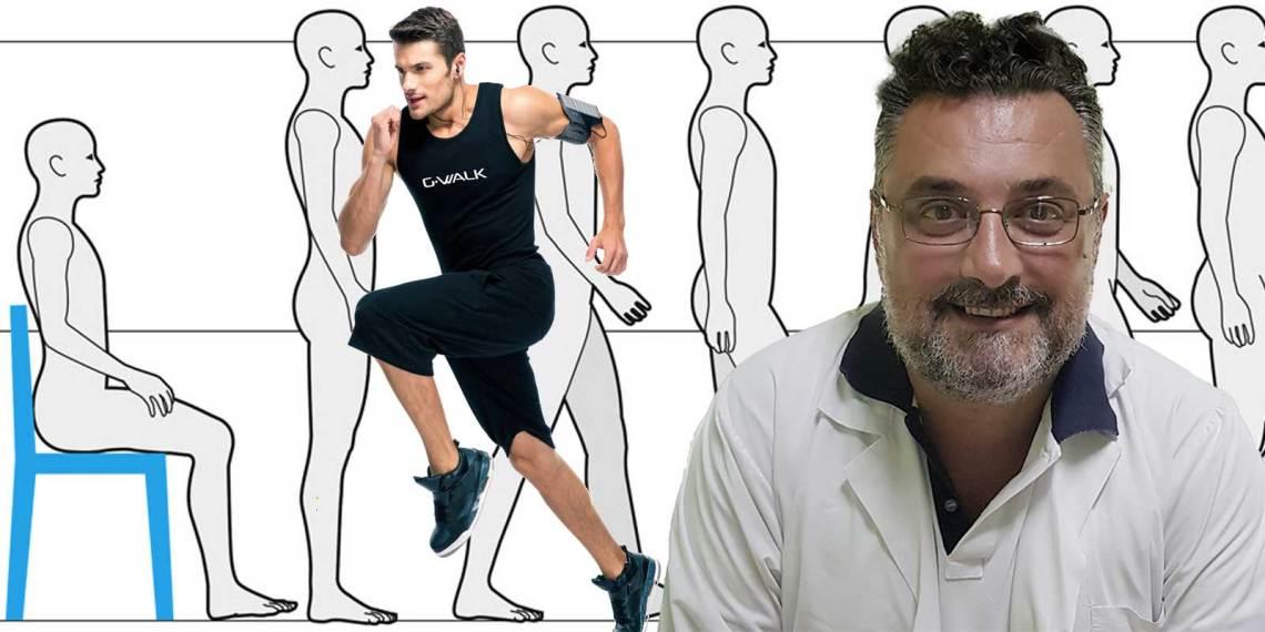 Valutazione posturale con g-walk
