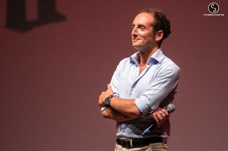 Alessandro Del Dotto al Festival Gaber