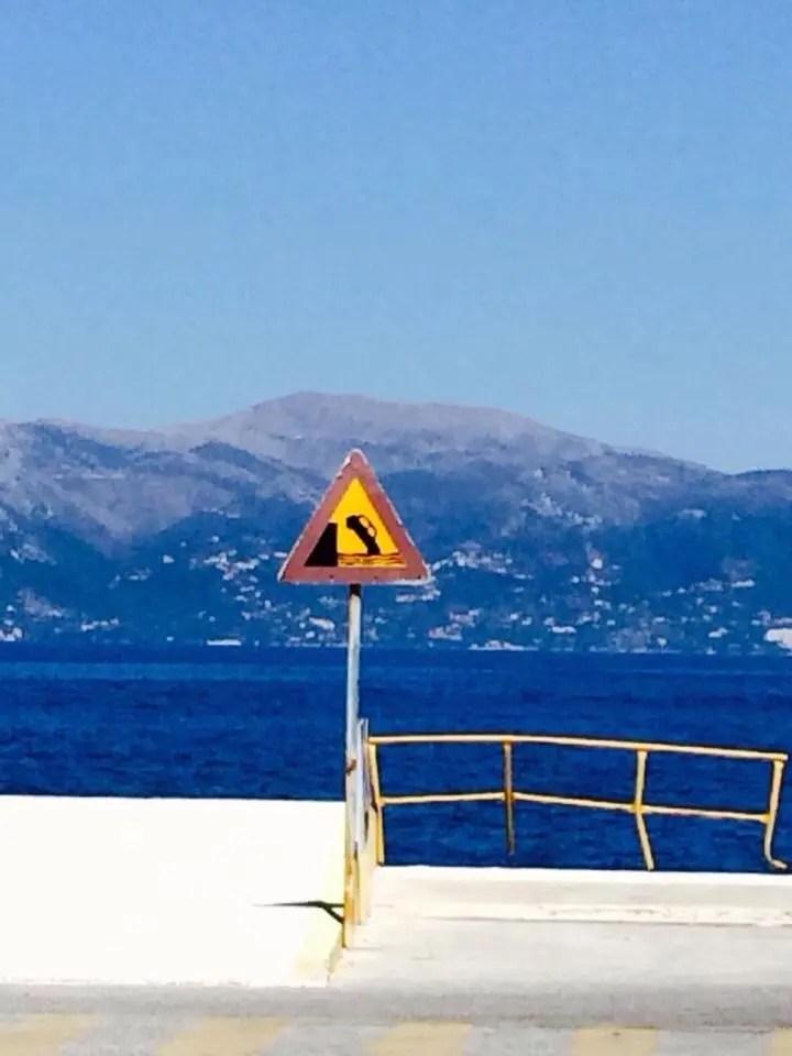 strade chiuse o pericolose