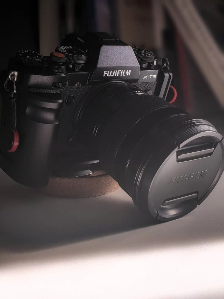 My new Toy - fully equipped for landscape photography - Fuji X-T3