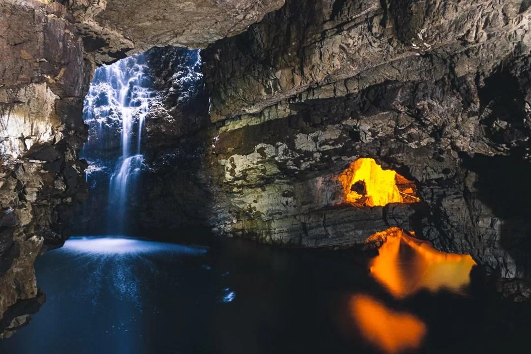 Scozia - Smoo Cave - Durness