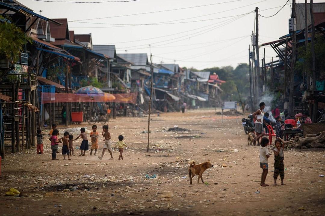 Photo tour in Cambogia