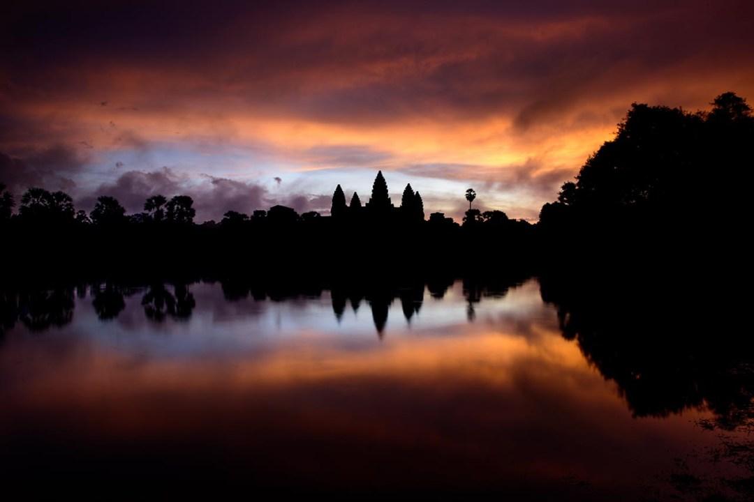 Viaggi fotografici Alba ad Angkor Wat