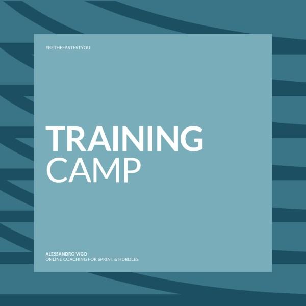 Alessandro Vigo | Online Coaching for Sprint & Hurdles – Training Camp