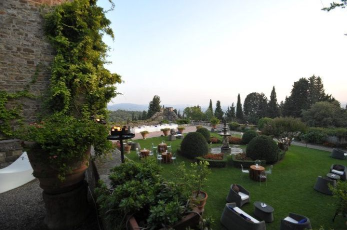 Castle for wedding in Florence