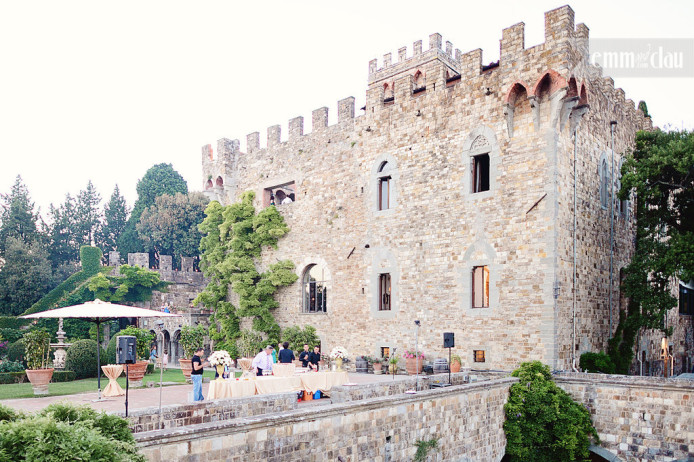 Castello di Vincigliata Firenze  Wedding Planner