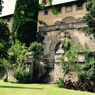 Tuscan Castle for wedding