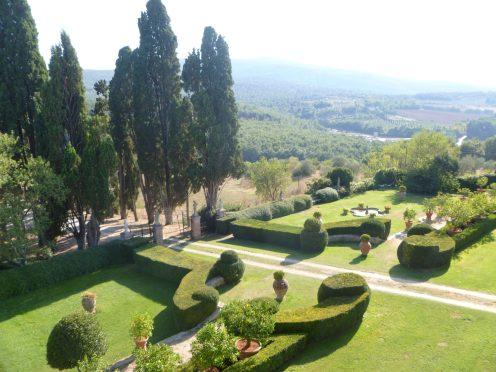 ganden Villa in Tuscany