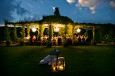 wedding in a winery