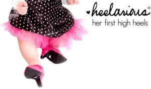 heelarious tacchi per bambine