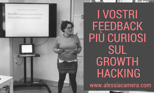 Startup Marketing arriva a Roma con i workshop sul Growth Hacking - image  on http://www.alessiacamera.com