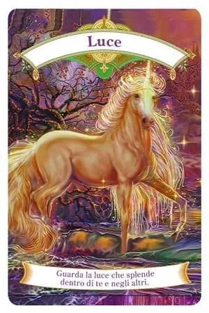 luce - i messaggi degli unicorni