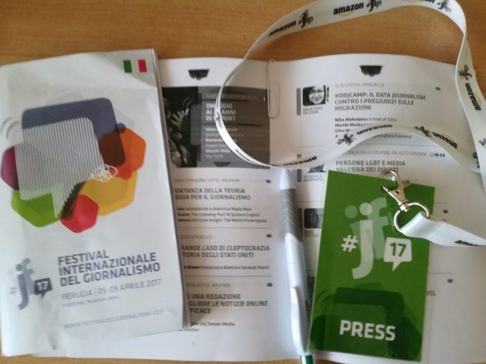 festival del giornalismo perugia 2017