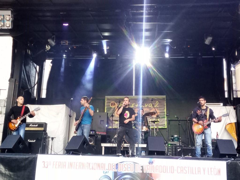 10 Mayo: Final Del III Festival #BoscoEnVivo En Pza. Portugalete.