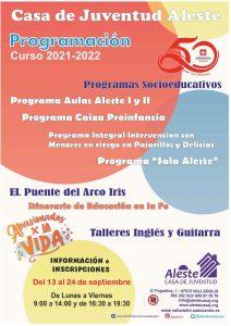 inicio curso 2021-2022