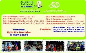 PROGRAMA EL CANDIL 21-22