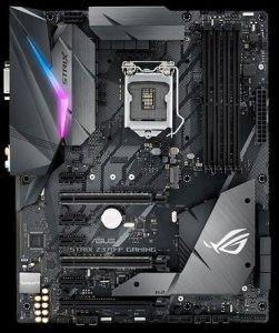 ASUS STRIX Z370-F Gaming Mainboard