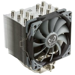 Der Scythe Mugen 5 CPU Kühler.