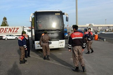 asker otobüs Alevi kimlik kontrolü