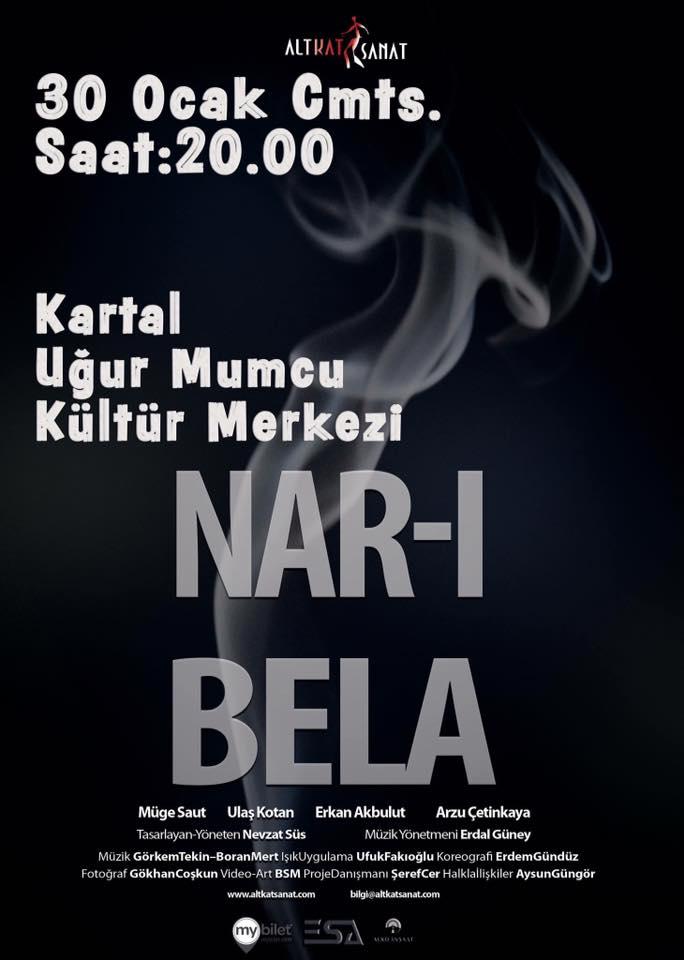 Nar-ı Bela Afiş