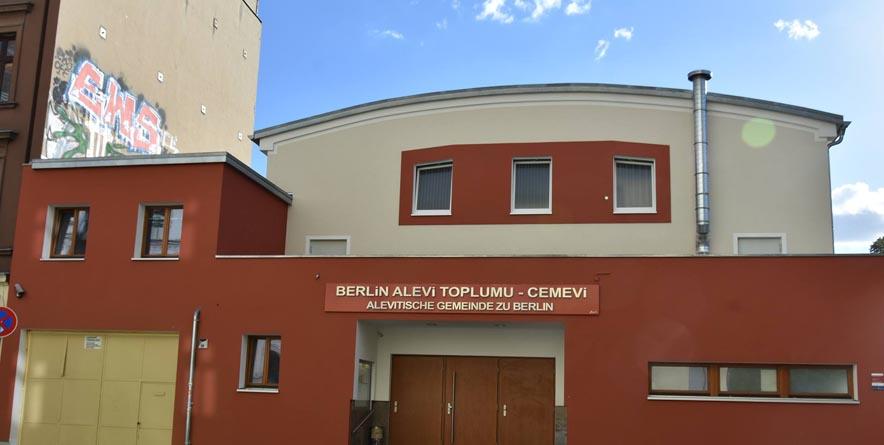 Berlin Alevi Toplumu