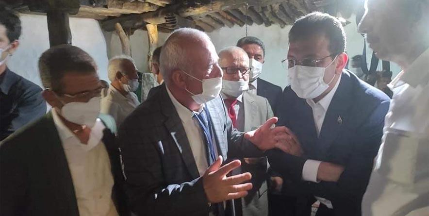 krem İmamoğlu 800 Yıllık Cemevini Ziyaret Etti