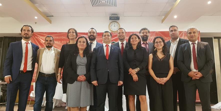 AABF Genel Başkanı Hüseyin Mat