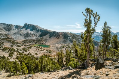 Deer Lakes Basin -- Mammoth Crest, Mammoth Lakes, California, United States