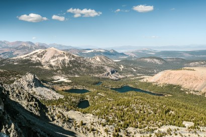 Mammoth Lakes Basin -- Mammoth Crest, Mammoth Lakes, California, United States