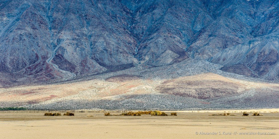 Alluvial Blue -- Clark Dry Lake, Borrego Springs, California, United States