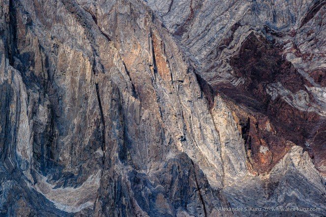 Sevehah Cliff II -- Convict Lake, Mammoth Lakes, California, United States