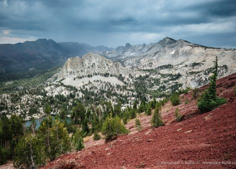 Crystal Crag and Mammoth Crest -- Mammoth Crest, Mammoth Lakes, California, United States