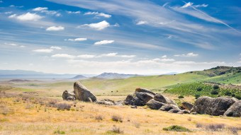 Selby Rocks -- Carrizo Plain, San Luis Obispo County, California, USA
