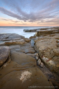 Windansea Morning 1 -- Windansea, La Jolla, California, United States