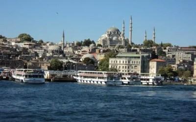 Bosporus-Rundfahrt