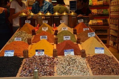 Gewürzmarkt (Ägyptischer Basar),