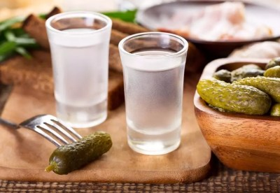 Wodkaverkostung