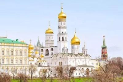 Kreml-Kathedralen